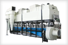 Vibratory Fluid Bed Dryer (VFBD)